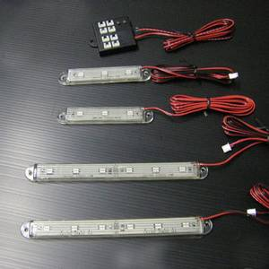 Bilde av 2 stk Photon 8cm LED-bar 12V