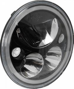 """Bilde av Vision X Vortex Black 7"""" LED"""