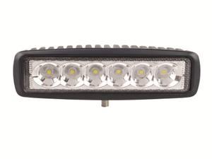 Bilde av Flat LED arbeidslampe, 10-30V